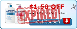 $1.50 off any LUBRIDERM product