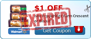 $1.00 off one Pepperidge Farm Crescent or Biscuit