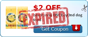 $2.00 off one Purina ONE beyOnd dog food