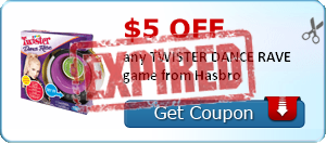 Hasbro Printable Coupons
