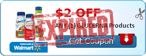 $2.00 off ANY (1) GLUCERNA Products