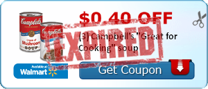 $0.40 off (3) Campbell's