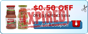 $0.50 off ONE (1) HERDEZ Salsa