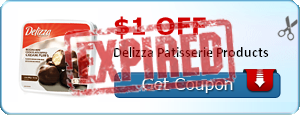 $1.00 off Delizza Patisserie Products