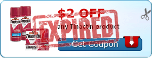 $2.00 off any Tinactin product