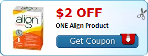 $2.00 off ONE Align Product