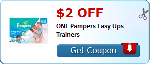 $2.00 off ONE Pampers Easy Ups Trainers