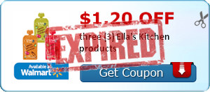 $1.20 off three (3) Ella's Kitchen products