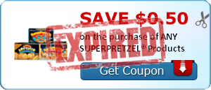 NEW Printable Red Plum Coupons (SuperPretzel, Suave, and More!)